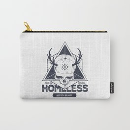 Homeless Skull #1 Carry-All Pouch