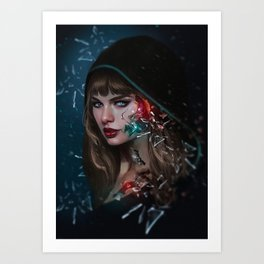 taylorswift Art Print