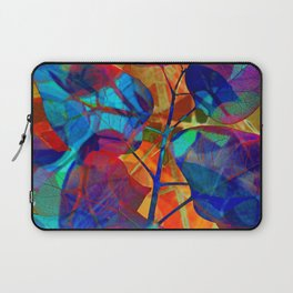 Lights and Shadows Laptop Sleeve