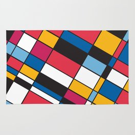Squares M1 Rug