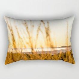 Modest Landscape Rectangular Pillow