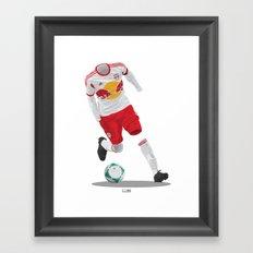 New York Red Bulls 2013 Framed Art Print