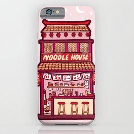 Noodle House iPhone Case