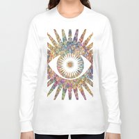 prism Long Sleeve T-shirts featuring PRISM by shutupbek