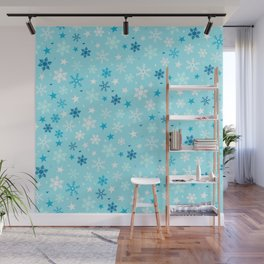 Let it snow! Wall Mural