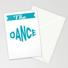 The Legendary Dance Teacher Retirement Gift Design Stationery Cards