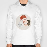 eternal sunshine of the spotless mind Hoodies featuring Eternal Sunshine of the Spotless Mind by rebeccalbe