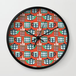 Stylish Kitchen Wall Clock