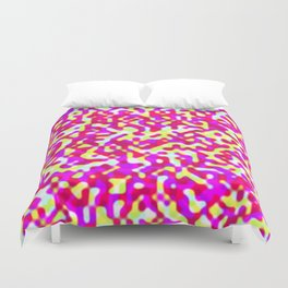 High Pitched TV Frequency Duvet Cover
