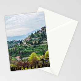 Northern Italy Landscape Stationery Cards