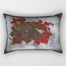 Before Belief Rectangular Pillow