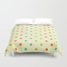 Simple Delights Duvet Cover