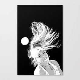 Weapon of Woz Canvas Print