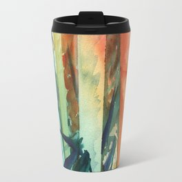 Kauai Rainbow Bamboo 2 Travel Mug