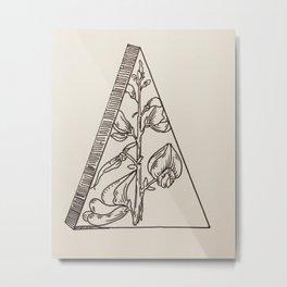 Buttercup Metal Print