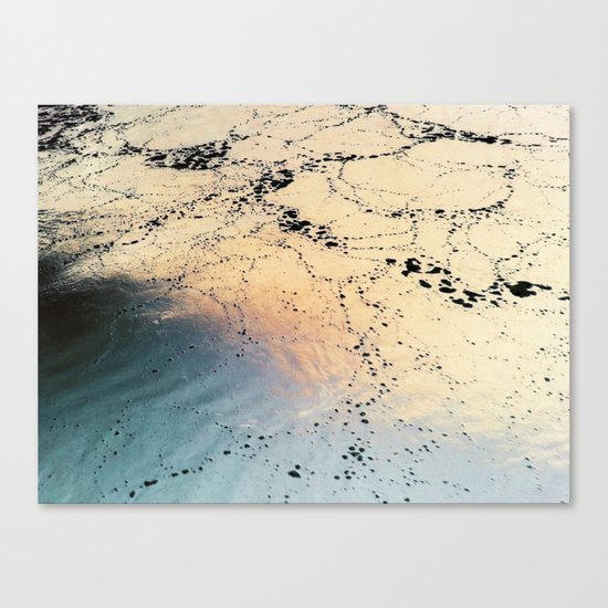 Copper River Canvas Print