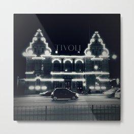 Tivoli Metal Print