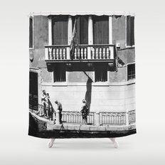 Capture Shower Curtain