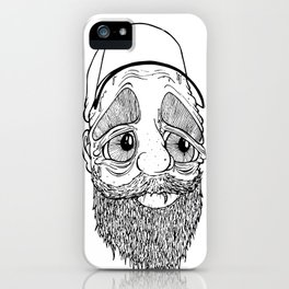 The Trucker iPhone Case