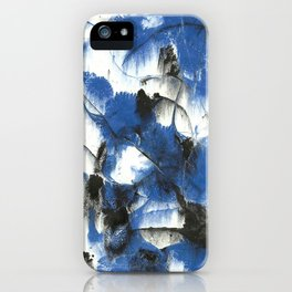 Abstract #17 iPhone Case