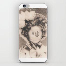 MAD iPhone Skin
