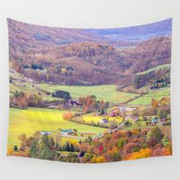 tennessee Wall Tapestries featuring Tennessee Country 2 by Mary Timman