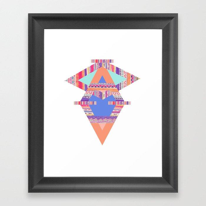HELAKU Framed Art Print