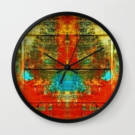Colors-Feeling Wall Clock