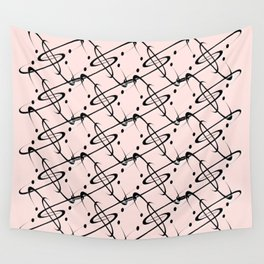 Interlinked Wall Tapestry