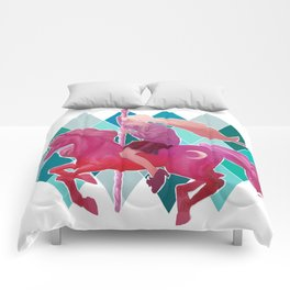 Candy Carousel Comforters