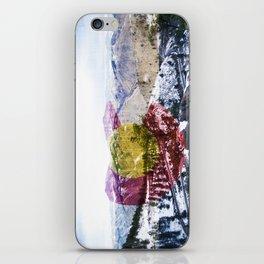 Coloraaaaado iPhone Skin