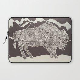 Japanese Buffalo Laptop Sleeve