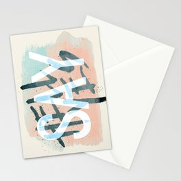 Say Hell Yes! Stationery Cards