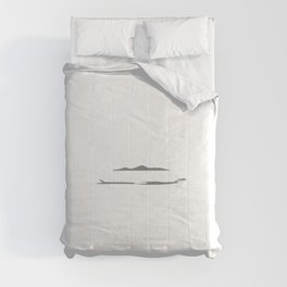 Retired Concrete Finisher Construction Worker Gift Comforters