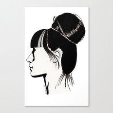 Françoise Canvas Print