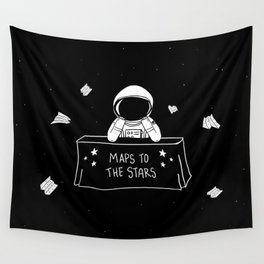 Selling Maps to the Stars Wall Tapestry
