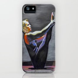 Rise From the Shadows iPhone Case