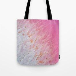 Pink Lake - Kalbarri Western Australia Tote Bag