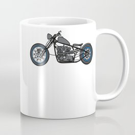 custom motorcycle Coffee Mug