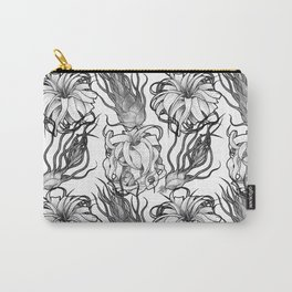 Tillandsia Tile Carry-All Pouch