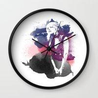 stevie nicks Wall Clocks featuring Stevie Nicks by 2b2dornot2b