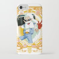 dragonball z iPhone & iPod Cases featuring DragonBall Z - Kai House by Art of Mike