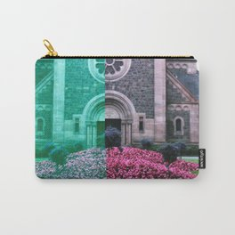 Cracked church... Carry-All Pouch