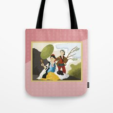 The Parasol by Goya Tote Bag