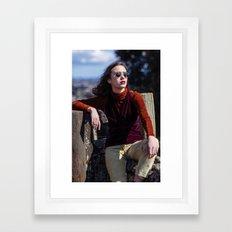 Stranger Than Fiction 05 Framed Art Print