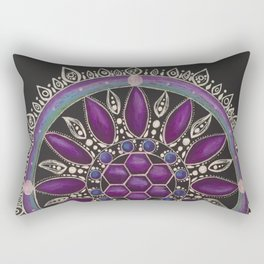 Fuerza Interna Rectangular Pillow