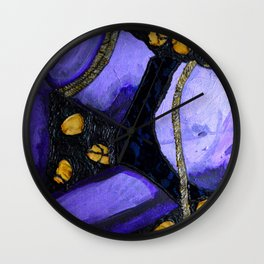 Laced Belle Wall Clock