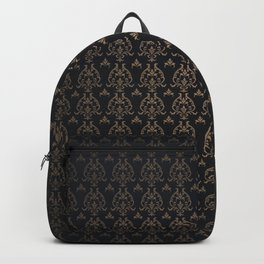 Goth queen pattern Backpack