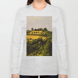 Bucolic Paradise Long Sleeve T-shirt
