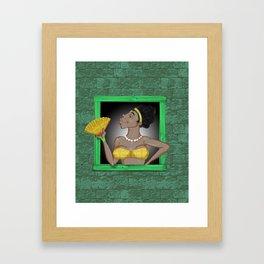 ÊTANEGAAAAAA!!!! Framed Art Print